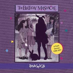 THE BIRTHDAY MASSACRE Imagica (Demos 1989-2001) LP BLACK VINYL 2016 LTD.500