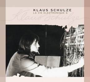 KLAUS SCHULZE La Vie Electronique 6 3CD Digipack 2018