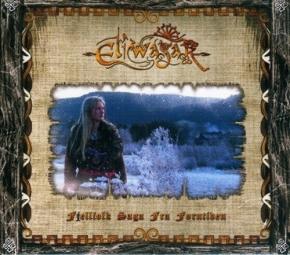 ELIWAGAR Fjellfolk Saga fra Forntiden LIMITED CD Digipack 2010