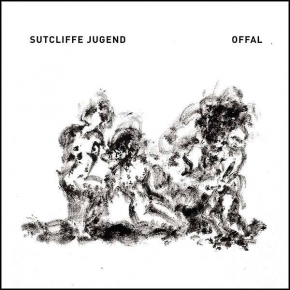 SUTCLIFFE JUGEND Offal 2LP VINYL 2016 LTD.500 + Download Card
