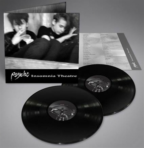 PSYCHE Insomnia Theatre 2LP BLACK VINYL 2016 LTD.300