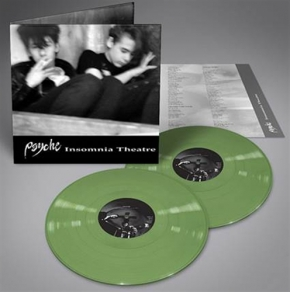 PSYCHE Insomnia Theatre 2LP GREEN VINYL 2016 LTD.200