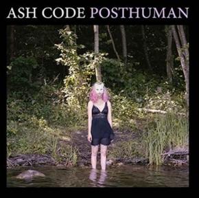 ASH CODE Posthuman LIMITED LP VINYL 2016