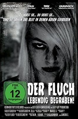 DER FLUCH Lebendig begraben DVD 2016