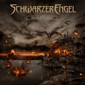 SCHWARZER ENGEL Imperium II - Titania LIMITED LP VINYL+CD 2016