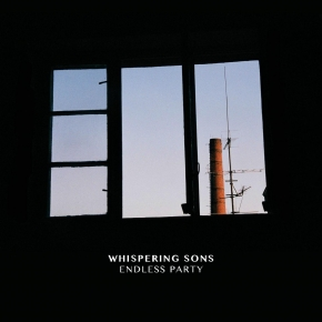 WHISPERING SONS Endless Party LP VINYL + Downloadcode 2017 LTD.500