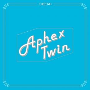 """APHEX TWIN Cheetah EP 12"""" VINYL + Downloadcode 2016"""
