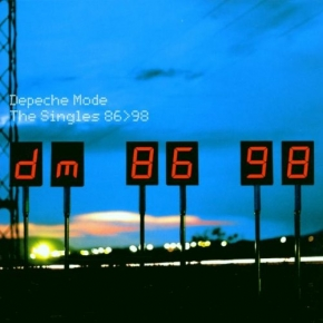 DEPECHE MODE The Singles 86-98 2CD 1998