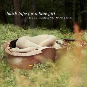 BLACK TAPE FOR A BLUE GIRL These Fleeting Moments CD Digipack 2016