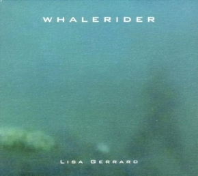 LISA GERRARD Whalerider Soundtrack CD Digipack 2003 DEAD CAN DANCE