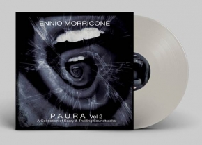 ENNIO MORRICONE Paura Vol.2 (A Collection of Scary and Thrilling Soundtracks) LP