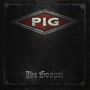 PIG The Gospel LIMITED 2LP VINYL 2016