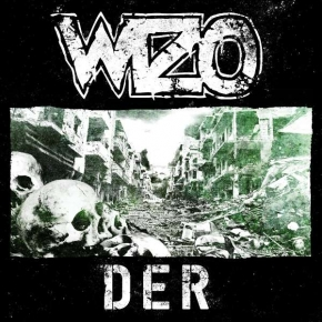 WIZO Der (Limited Edition) LP DARK GREEN VINYL 2016