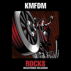 KMFDM ROCKS - Milestones Reloaded 2LP VINYL 2016