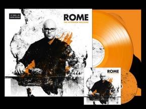 ROME The Hyperion Machine LP ORANGE VINYL+CD 2016 LTD.500