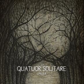 LINGOUF Quatuor Solitaire CD 2016 ant-zen