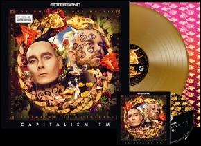 ROTERSAND Capitalism TM LP GOLD VINYL+CD 2016 LTD.500