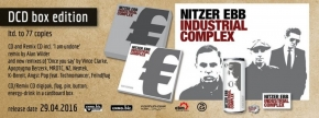 NITZER EBB Industrial Complex (Special Edition 2016) BOX 2016 LTD.77