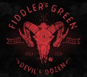 FIDDLER'S GREEN Devil's Dozen 2LP VINYL+CD 2016