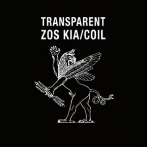 ZOS KIA / COIL Transparent LIMITED 2LP VINYL 2016 + Downloadcode