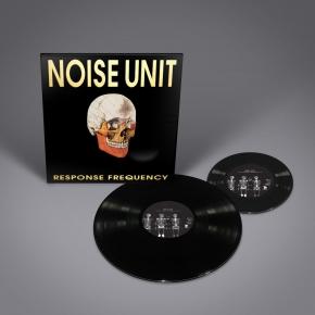 """NOISE UNIT Response Frequency LP BLACK VINYL + 7"""" 2016"""