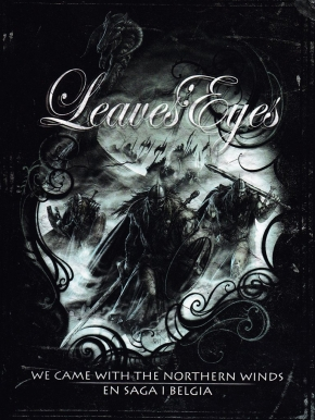 LEAVES EYES We Came With The Northern LIMITED 2DVD+2CD BOX 2009