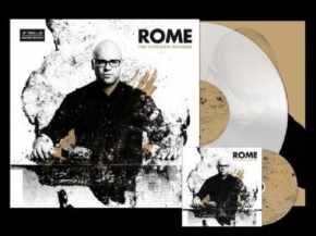 ROME The Hyperion Machine LP CLEAR VINYL+CD 2016 LTD.300