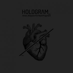 HOLOGRAM_ Amen: Requiem for Heart Fragment CD Digipack 2016 ant-zen