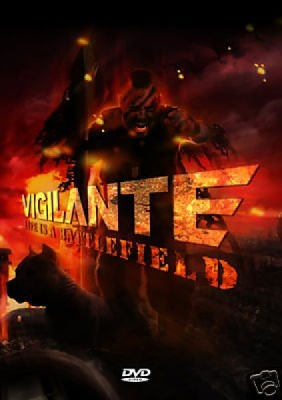 VIGILANTE Life Is A Battlefield DVD+CD 2009