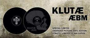 "KLUTAE AEBM 12""PICTURE VINYL LTD.500 LEAETHER STRIP"