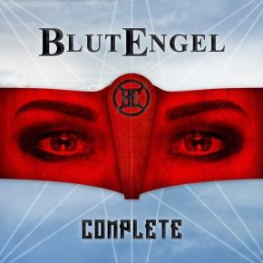 BLUTENGEL Complete LIMITED MCD Digipack 2016