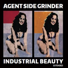 AGENT SIDE GRINDER Industrial Beauty Extended 2CD Digipack 2016