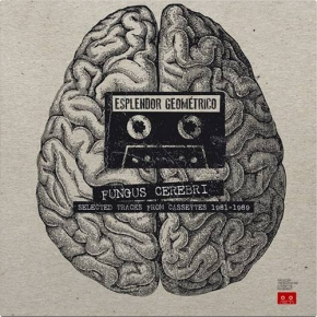ESPLENDOR GEOMETRICO Fungus Cerebri (selected tracks 1981-1989) LIMITED 2LP 2016