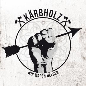 """KÄRBHOLZ Wir Waren Helden LIMITED 10"""" VINYL 2016"""