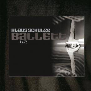 KLAUS SCHULZE Ballett 1 & 2 (Bonus Edition) 2CD Digipack 2017