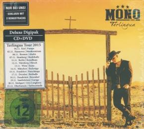 MONO INC. Terlingua (Exklusiv mit 2 Bonustracks) CD+DVD Digipack 2015