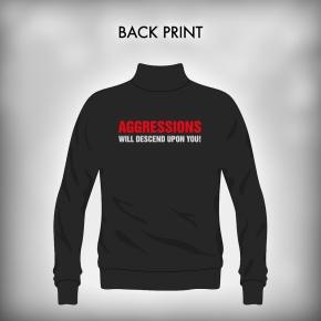 NZ Aggressions JACKE Grösse L