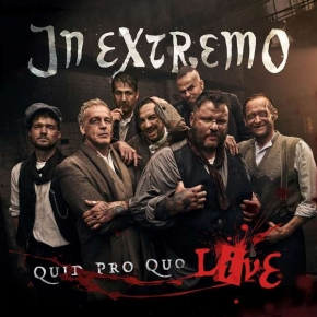 IN EXTREMO Quid Pro Quo Live LIMITED 2CD Digipack 2016