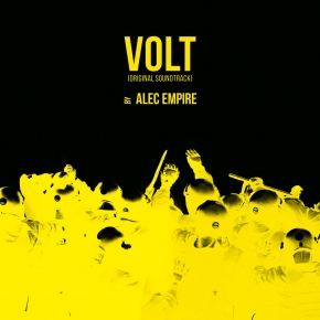 ALEC EMPIRE Volt - Original Soundtrack CD 2017