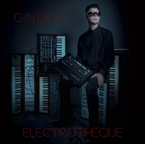 GIN DEVO Electrotheque LIMITED CD 2017 VOMITO NEGRO