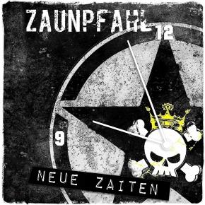 ZAUNPFAHL Neue Zaiten CD Digipack 2017