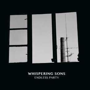 WHISPERING SONS Endless Party LIMITED CD Digipack 2017