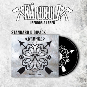 KÄRBHOLZ Überdosis Leben CD Digipack 2017