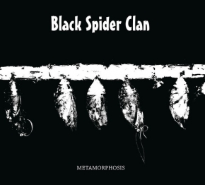BLACK SPIDER CLAN Metamorphosis CD Digipack 2017 LTD.200