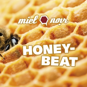 MIEL NOIR Honey-Beat CD 2017