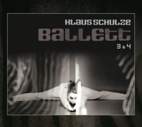 KLAUS SCHULZE Ballett 3 & 4 (Bonus Edition) 2CD Digipack 2017