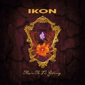 IKON Flowers for the Gathering 3CD+DVD SET 2011 LTD.500