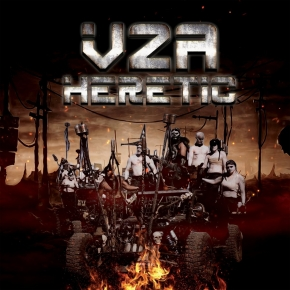 V2A Heretic CD 2017