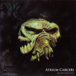 ATRIUM CARCERI Kapnobatai CD Digipack 2017