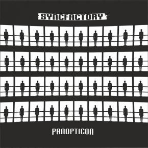 SYNCFACTORY Panopticon CD Digipack 2017 LTD.300